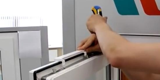 Приточные клапаны на пластиковое окно